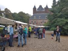 Oogstfeest op kasteel Doorwerth biedt waar van eigen bodem