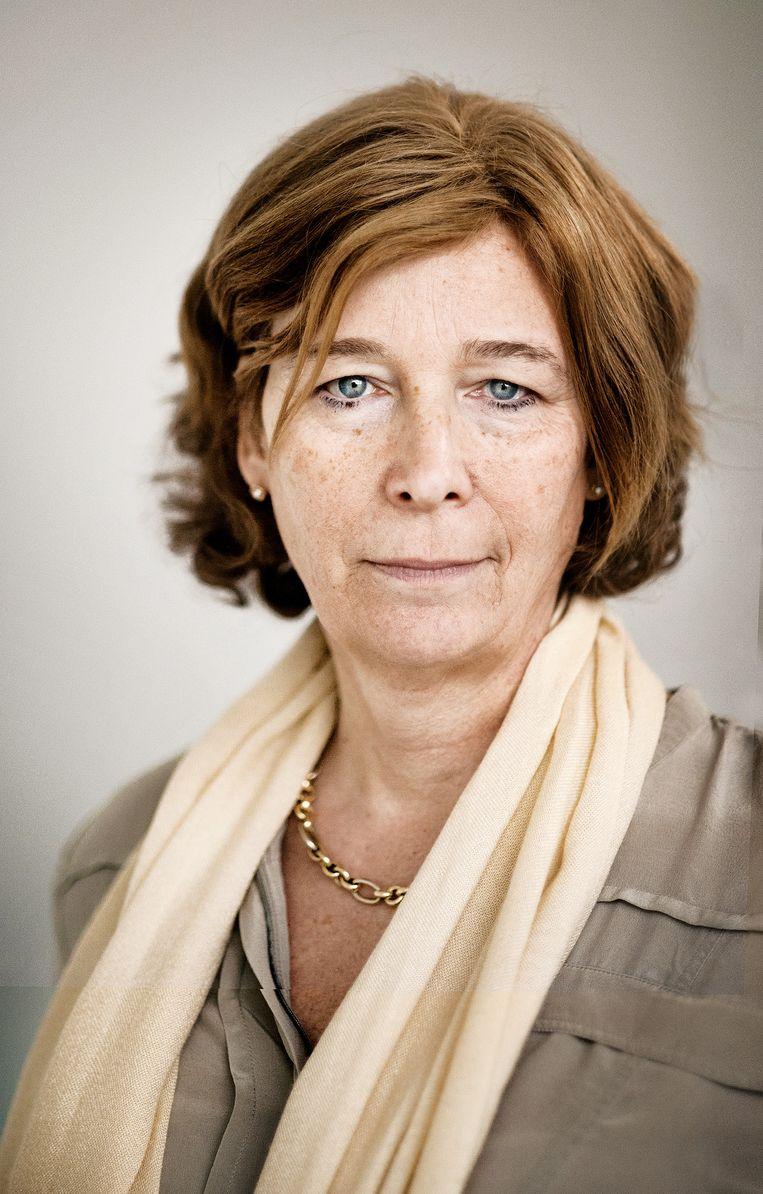 Petra De Sutter. Beeld Eric de Mildt