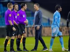 KNVB stelt onderzoek in naar uitspraken Schmidt na tweede harde botsing met Nijhuis