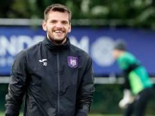 Van Crombrugge prolonge jusqu'en 2025 à Anderlecht