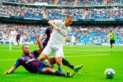"""Eden Hazard woensdag in Parijs: """"Geen toeval dat Real club is die Champions League meest heeft gewonnen"""""""