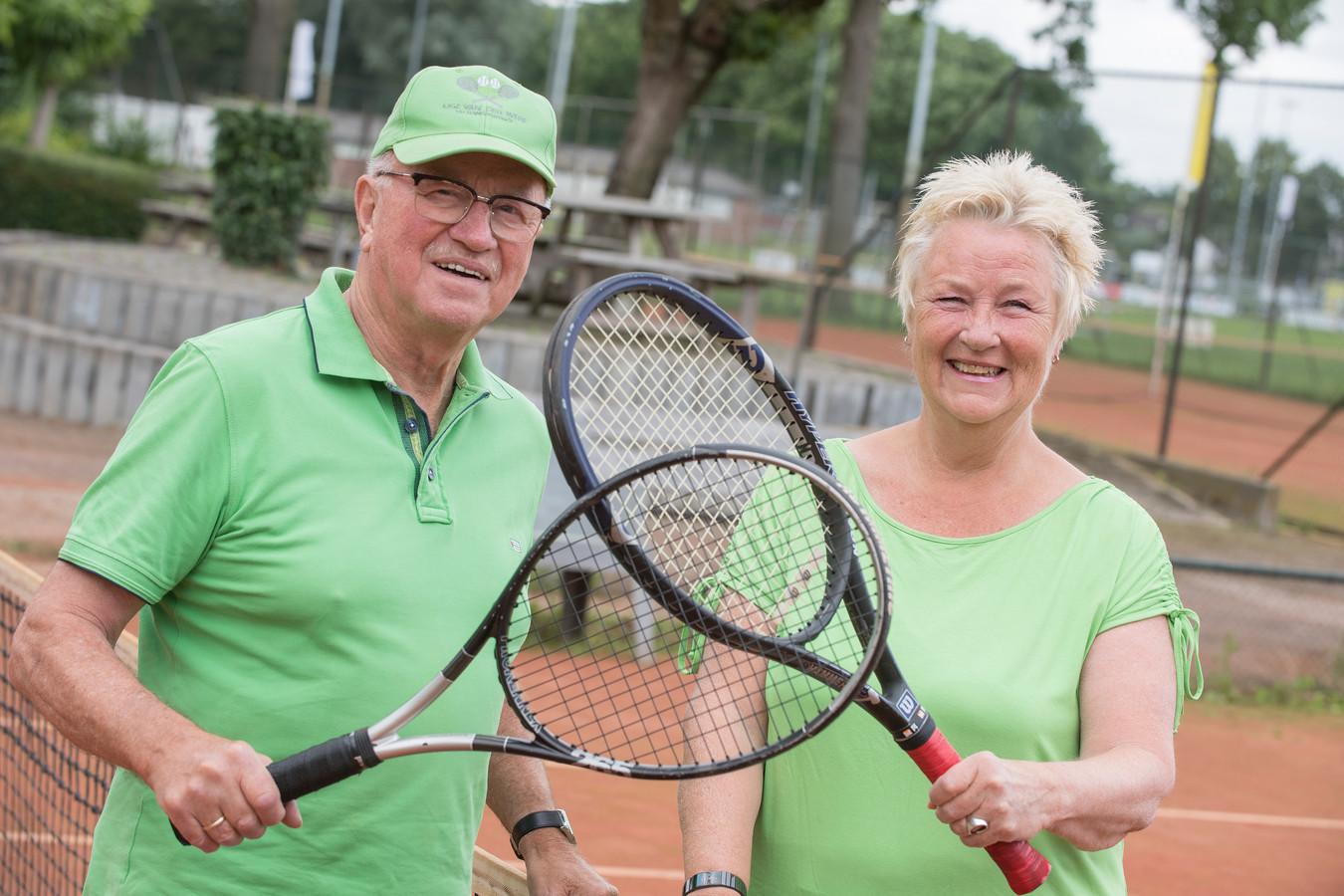 Leen Kouwenhoven en Marianne Schouten.