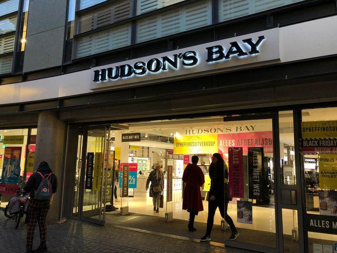 Hudson's Bay.