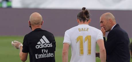 """Zidane: """"Le départ de Bale ne m'ôtera pas un poids"""""""