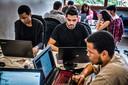 Molengeek, de codeerschool die digitale ondernemers ondersteunt.