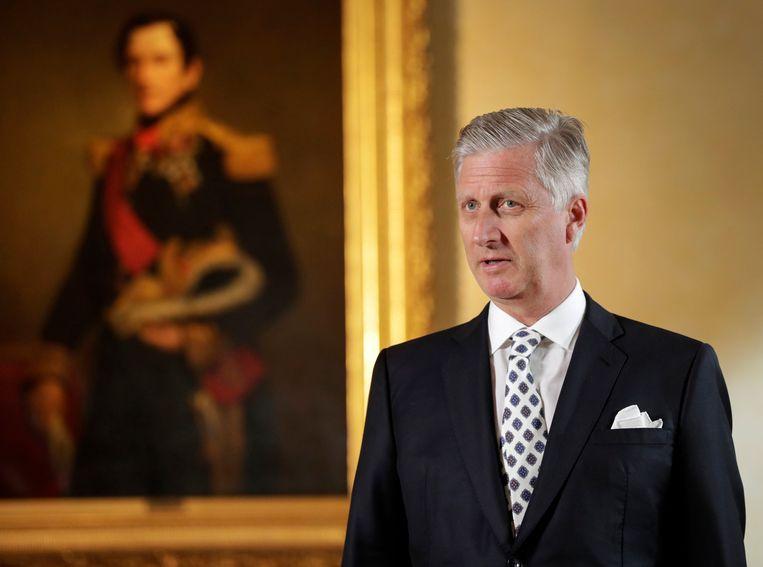 Koning Filip heeft dit jaar zeven keer gratie verleend aan veroordeelden.