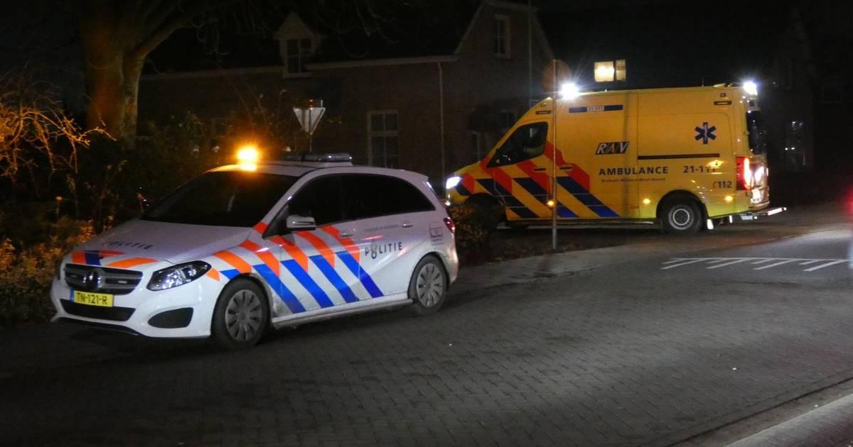 Fietsster gewond bij aanrijding in Berghem.