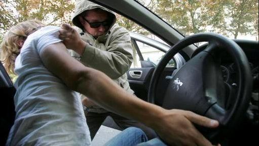 Carjacking. Photo d'illustration.