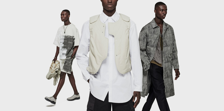 Mode-ontwerper Samuel Ross, finalist van de prestigieuze LVMH Prize en ANDAM Awards, zag zijn publiek sinds BLM toenemen. Beeld A Cold Wall