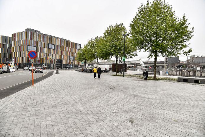 Gebouw stadsadministratie Aalst