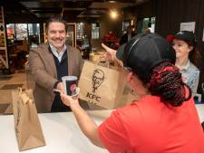 Wachten is eindelijk voorbij: Kentucky Fried Chicken in Harderwijk opent dinsdag de deuren