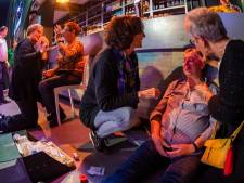Het gaat mis op een dancefeest in Oisterwijk: mooie oefening voor de EHBO