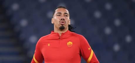 AS Roma-speler Smalling na duel met Ajax in huis bedreigd en bestolen