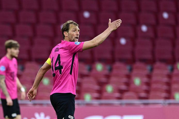 Willem Janssen ontbreekt tegen Willem II.