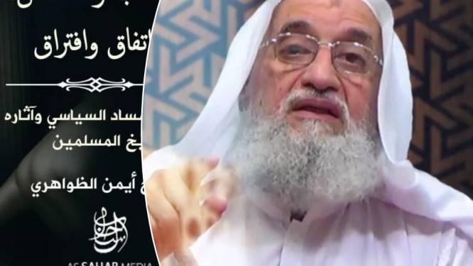 """Dood gewaande leider van Al-Qaida bespot de VS: """"Gebroken en verslagen uit Afghanistan vertrokken"""""""
