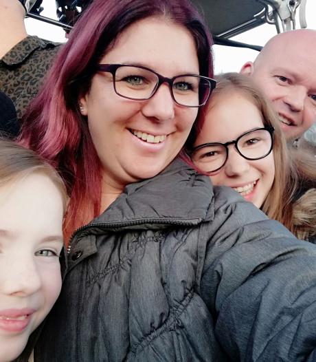 Angela beleeft bizarre ballonvaart: 'De hele buurt hielp tijdens noodlanding'