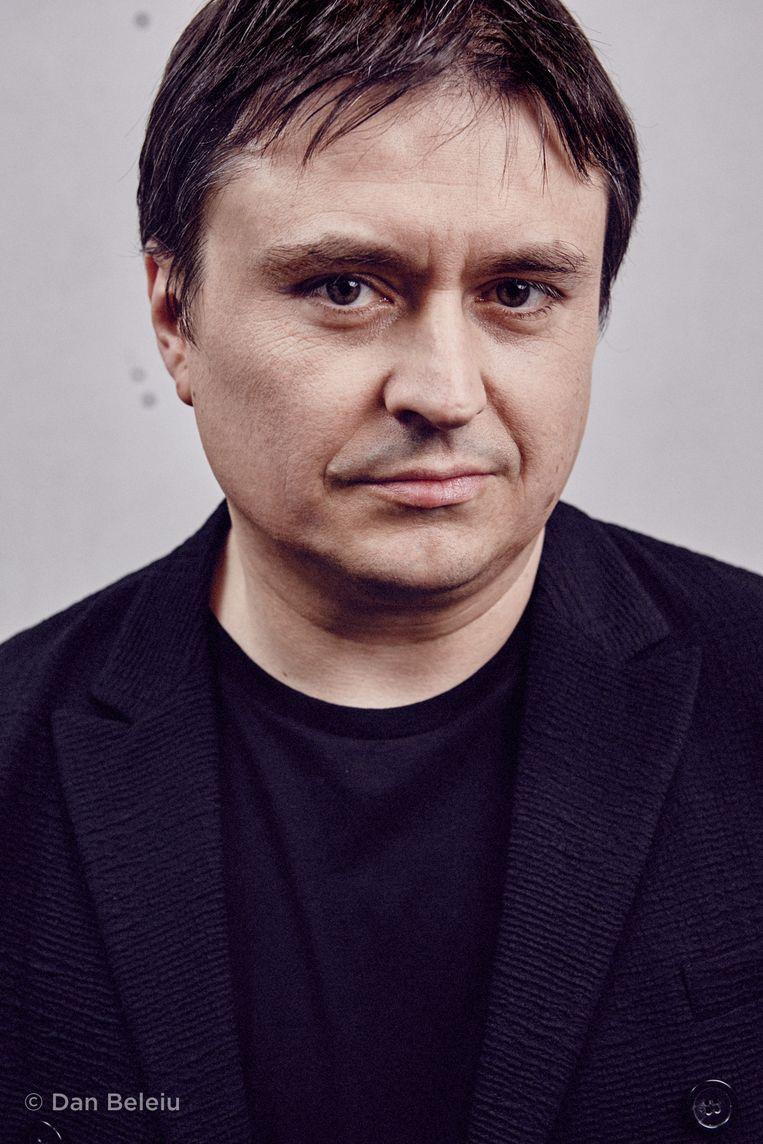 Cristian Mungiu. Beeld rv