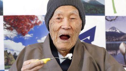 Met zijn 112 jaar en 259 dagen is Japanner officieel oudste man ter wereld