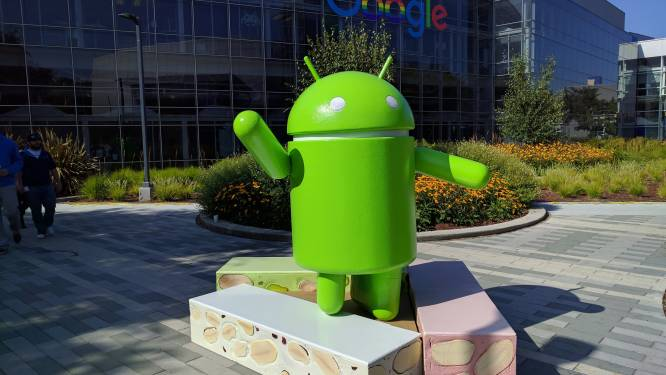 """Android 7 Nougat komt volgende maand uit"""
