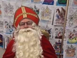 Pieten leveren 300 snoeppakketten aan huis, Sint organiseert livestream