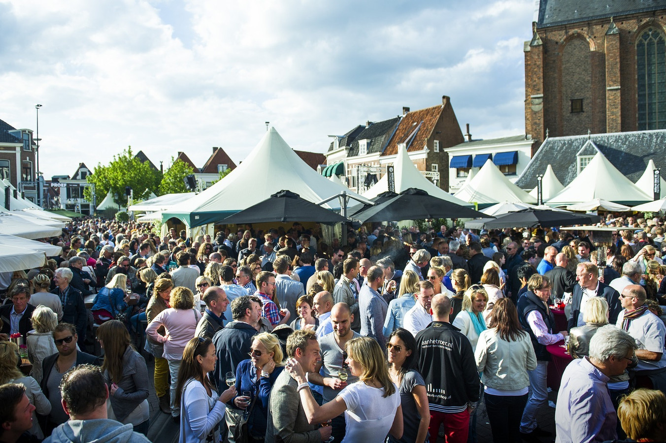 De winterse variant van eetfestival Proef Amersfoort komt terug.