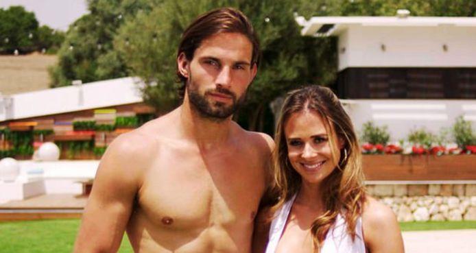 Jamie en Camilla werden een koppel in 2017 tijdens het toenmalige seizoen van 'Love Island UK'. Nu zijn ze getrouwd.