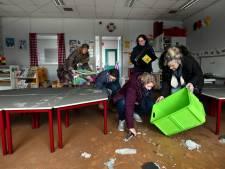 Oorzaak brand basisschool Meester Aafjes niet te achterhalen