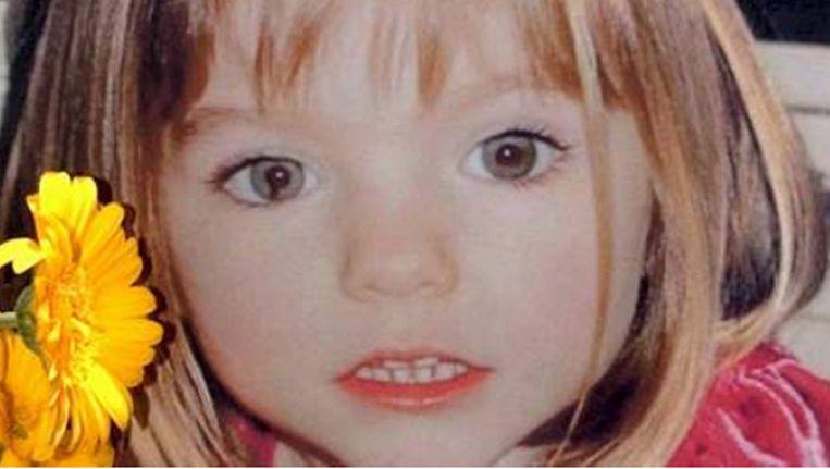 Zo zag Maddie eruit op het ogenblik van haar verdwijning, zeven jaar geleden. Beeld PHOTO_NEWS