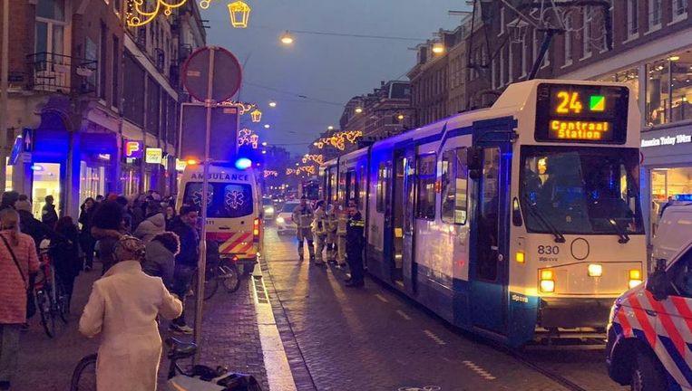 null Beeld Politie Amsterdam Zuid de Pijp
