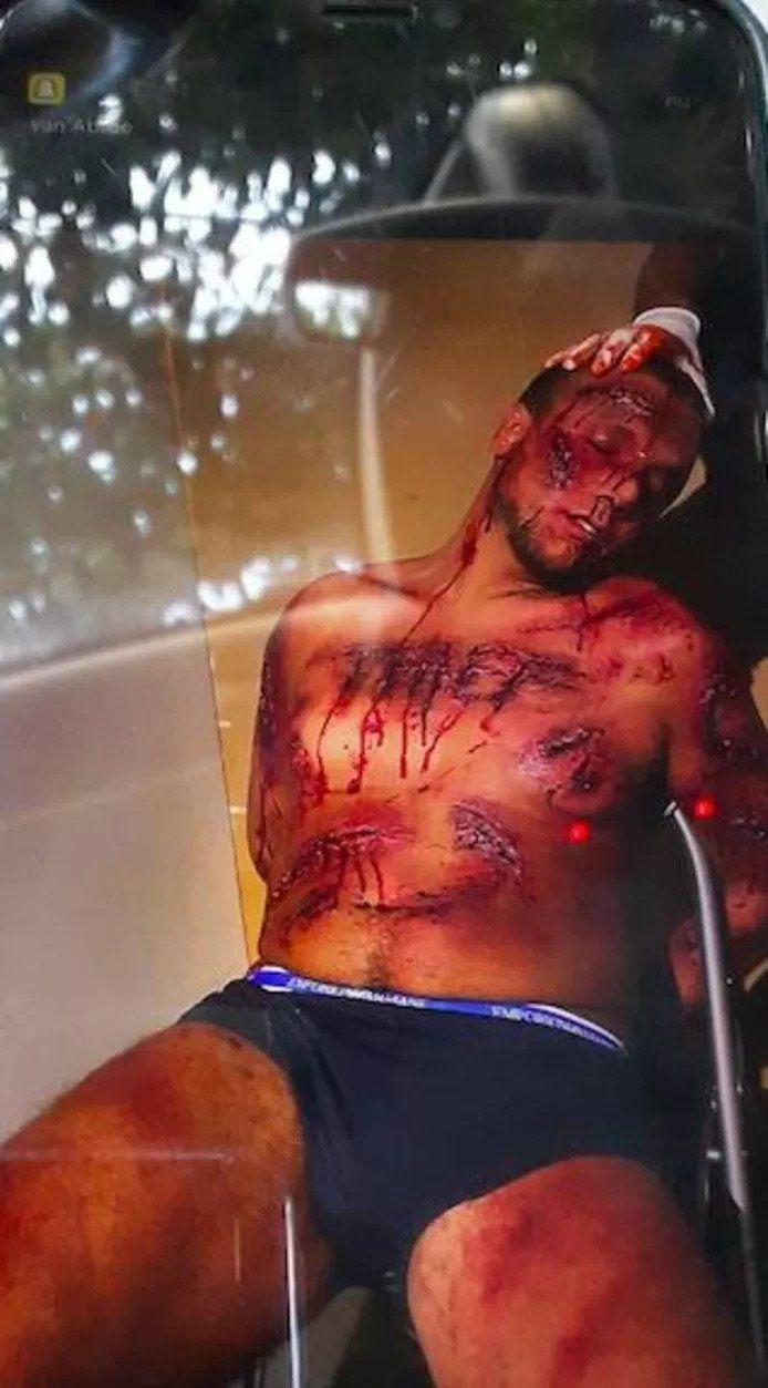 """De neergeschoten Mohamed B. is de aanstaande schoonbroer van """"Lange Vingers"""", oftewel Gabriël C. een drugscrimineel die zijn eigen 'foltering' in scène zette."""