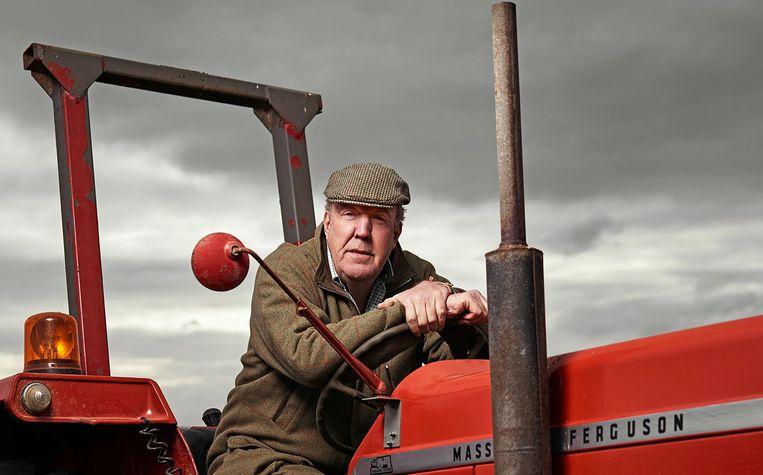 Jeremy Clarkson in 'Clarkson's Farm'. Beeld Amazon Prime