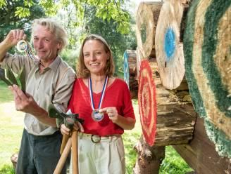 De beste messenwerpers van Frankrijk zijn Kruisemnaren: Georges en Josephine willen de sport ook in België introduceren