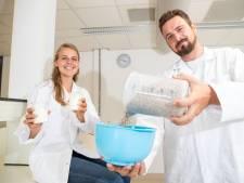 Lekkerdere 'andere' melk dankzij Wageningse start-up met magische naam