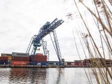 Flinke uitbreiding Combi Terminal Twente