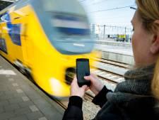 Mobiel bereik in Nederlandse treinen is beste van Europa