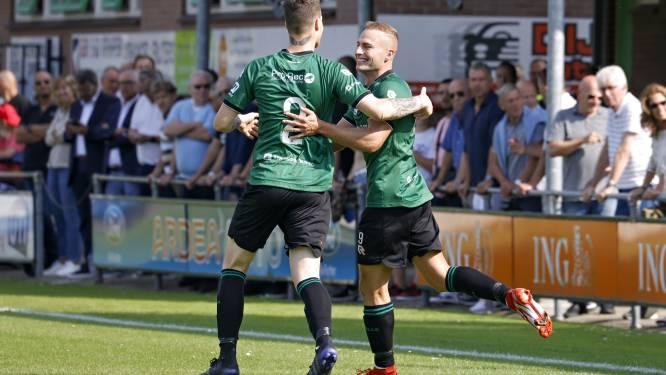 Snelheidsduivel Olaf van der Sande (Capelle) velt met hattrick ook SC Feyenoord: 'Elke bal op hem is gevaarlijk'