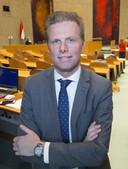 Tweede Kamerlid Arne Weverling.