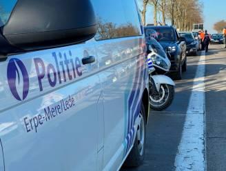 3 rijbewijzen ingetrokken en 2 boetes voor niet-naleven coronaregels tijdens weekendcontroles