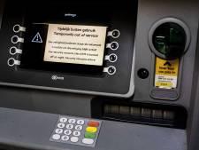 Banken zetten honderden geldstortautomaten uit vanwege plofkraken