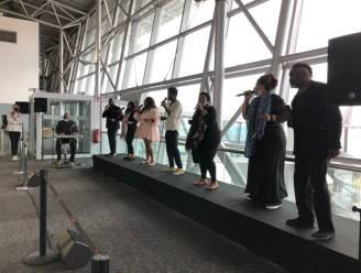 Brussels Airport en het ModeMuseum van Antwerpen  slaan de handen in elkaar