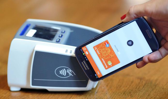 Contactloos betalen behoort tot de technieken van NXP