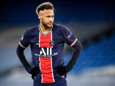 Neymar verlengt bij PSG: 'Ik ben hier als speler en persoon gegroeid'