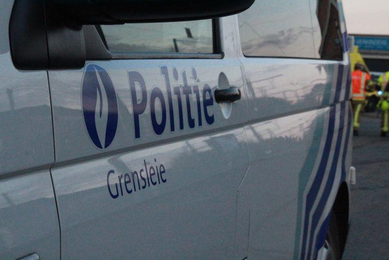 De politiezone Grensleie onderzoekt de zaak