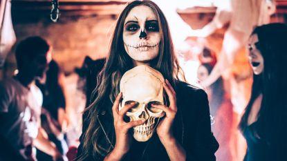 6 x make-upinspiratie voor Halloween