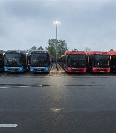 Bussen rijden ook na corona minder, Tilburg en Eindhoven zijn bezorgd
