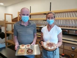 """Bakkerij Tine maakt 'bronzen' gebakjes: """"Onze manier om te tonen hoe trots we zijn op Matthias Casse"""""""
