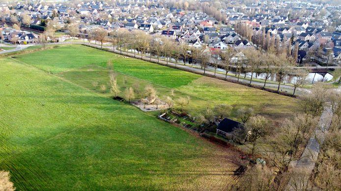Op deze plek komt de educatieve natuurboerderij Balk Inn in Nieuwleusen.