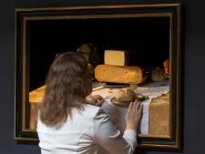 Bijzonder: blinden en slechtzienden kunnen kunstwerken aanraken tijdens deze tentoonstelling