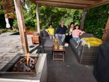 Even binnenkijken in dit stoere huis in Veenendaal met een paradijselijke tuin