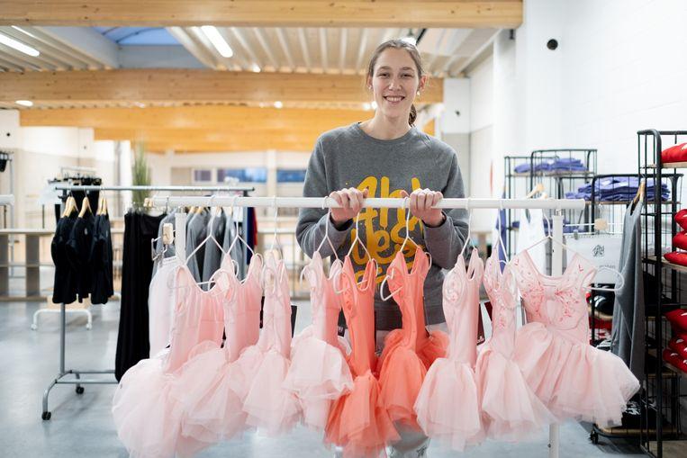 Kathy Nagels opent Ah Yes!, een winkel en dansstudio